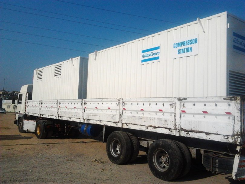 Container Type Cabins