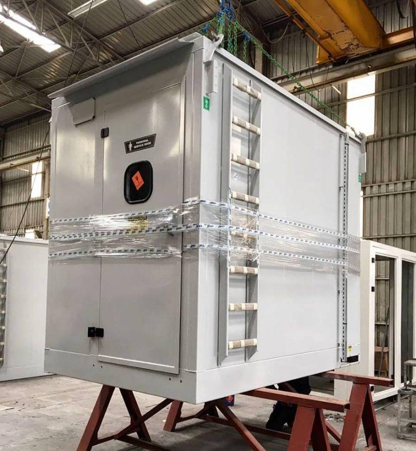 Elektrik Pano Kabini 2018