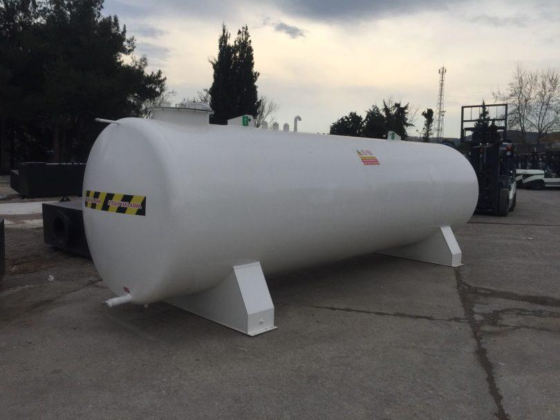 Silindirik Yakın Tankı 2018