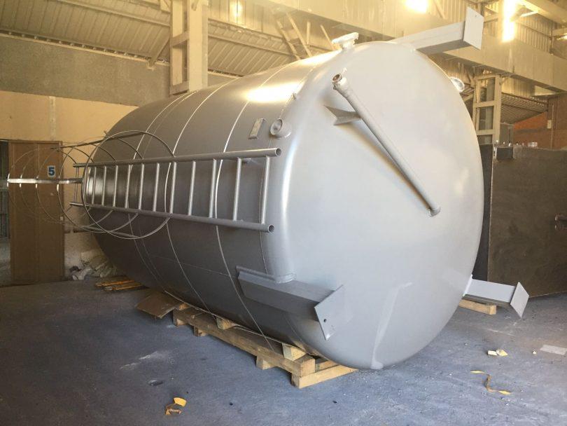 Silindirik Yakıt Tankı 2018